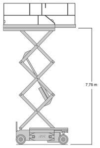 Diagram-JLG-2630ES