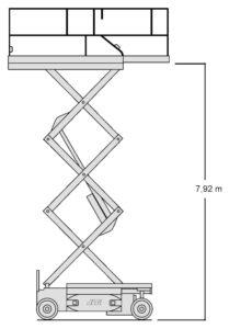 Diagram-JLG-2646ES
